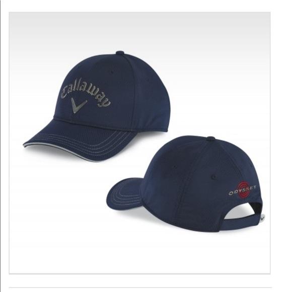 0a14ecbd1be Callaway liquid metal navy cap ⛳️
